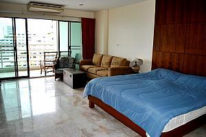 28 000 baht per month Apartment (1 bedroom), Jomtien