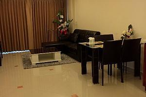 60 000 baht Apartment (2 bedrooms), Central Pattaya