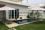 60 000 THB/per month, Villa (2 bedrooms) area Hyai Yai