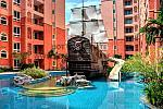 4,45 mln THB, Apartment (2 bedroom) area Jomtien