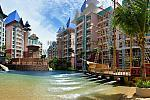 4,3 mln THB, Apartment (2 bedroom) area Jomtien