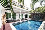 14,5 mln THB, Villa (5 bedroom) area Hyai Yai