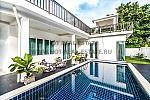 9,7 mln THB, Villa (3 bedroom) area Bang Sare