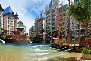 5,5 mln THB, Apartment (2 bedroom) area South Pattaya