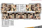 1.3rd-16th floor plan top view