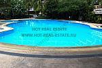 Pattaya-jomtien-condo-royal hill-pool